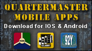 Quartermaster Mobile Apps