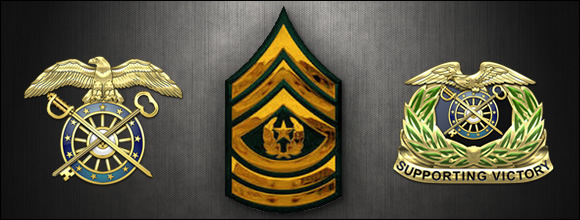 Command Sergeant Major Rank